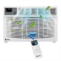 2022 ديكور المنزل 12000BTU WAC-12000 110 فولت 1250 واط مكيف الهواء الأبيض abs نافذة نوع التبريد / توفير الطاقة / مروحة / إزالة الرطوبة المحمولة الكل في واحد