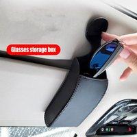 Other Interior Accessories Car Glasses Case Non-Destructive Installation Sun Visor Clip Storage Sunglasses Frame
