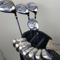 Golf Kulüpleri Honma Bezeal 525 kadın Golf Kulüpleri Tam Set, Kafa Örtüsü Grafit Sürücü Fairway Ahşap Çanta Olmadan 12 Paketler