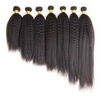 Black Women Liked Kinky Straight Wholesale Raw Virgin Brazilian Hair Bundles 12a Unprocessed 12-28inch Huge Stock