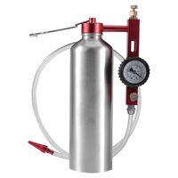 Set Nicht-Demontage-Ansaugventil-Systemreiniger Tester-Kit Drucktemperatur-Einspritzreiniger 600ml Filter-Flasche-Waschmaschine
