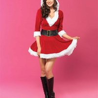 هزلي زي مشد السيدة كلوز اللباس الزي سانتا عيد الميلاد حزب FS99