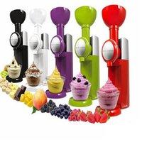 Big Boss Swirlio Automatic  Fruit Dessert Machine Fruit Ice Cream Machine Maker Milkshake