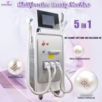 Многофункциональная машина для удаления волос для удаления лазера