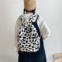 빈티지 디자인 여성 어깨 가방 유행 숙녀 가방 여성 핸드백 멋진 소녀 토트 원래 견면 봉제 핸드백 배낭