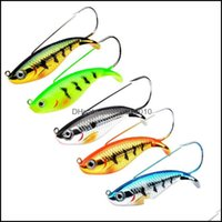Sports Outdoors5 Color 8.5Cm 21.2G Jigs Hook Fishing Hooks Fishhooks Hard Baits & Lures J-002 395 X2 Drop Delivery 2021 Bkkwd