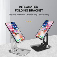 Cell Phone Mounts & Holders Universal IPad Mobile Stand Desktop Holder Live Multi-functional For Huawei Xioami