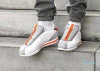 New2021 Zapatos de diseñador de moda Kendrick Lamar X Cortez Entrenadores de deslizamiento básico de la casa Zapato de la casa Mujeres Mujeres Ultra Moire Sneakers Casual Shadess