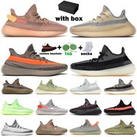 2021 shoes Zapatos para correr hombre mujer zapatillas Ash Pearl Carbon Cinder Reflective Zebra Semi Frozen Yellow Bred Beluga Clay Citrin zapatillas para hombre con caja