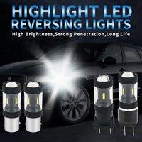 1156 1157 Car LED Brake Light Reverse Lights Waterproof Daytime Running Lamp Parking Lamp 3157 3156 3157 7740 Fog Bulb White Turn Signal Light