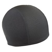 Cycling Caps & Masks Stretchy Skull Helmet Liner For Unisex Adults Cool Sweat Absorbing Under Hard Hat Liners Football Head Beanie Wrap