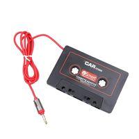 Gift Party Cassette universelle Aux Adaptateur audio Cassette Cassette Player Tape Convertisseur 3.5mm Jack Plug pour téléphone MP3 CD Player Smart Phone