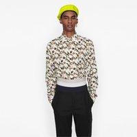 Erkek Marka Gömlek Tasarımcı Gömlek Fransız Paris Marka Giysileri 101 Erkek Erkekler Uzun Kollu Gömlek Hip Hop Stil Yüksek Kalite Pamuk 2022 Yeni Varış