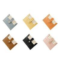 Card Holders Women Slim PU Leather Holder Cards Case Pocket Wallet Organizer