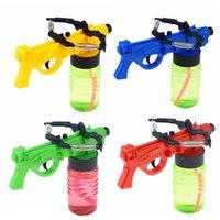 Multicolor Strange Plastic Crossbow Shape Summer Splashing Water Gun Toys