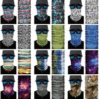 Starry sky, camouflage, animal Headband autumn and winter party masks protection magic scarf warm sports riding elastic Halloween mask ZC438-G