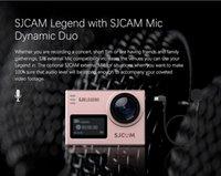 """Telescopes SJCAM SJ6 Legend Action Camera 4K Wifi 30M Waterproof Ultra HD 2"""" Touch Screen NTK96660 Remote Sports DV"""