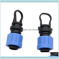 Supplies Patio, Lawn Home & Garden16Mm Lock Drip Tape Plugs For Agriculture Greenhouse Irrigation Adapter Garden Hose Connector 3 Pcs Wateri