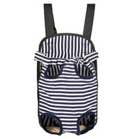 Dog Apparel Carrier For Dogs Pet Backpack Mesh Outdoor Travel Products Breathable Shoulder Handle Bags Small Cats