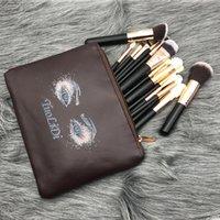 15pcs Makeup Brushes set Professional Powder Foundation Eyeshadow Make Up Brush Cosmetics Soft Synthetic Hair