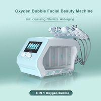Dermabrasion Diamond Hydra Ultrasonic Oxygen Machine For Skin Rejuvenation Microdermabrasion Facial Professional Hydrafacial Device