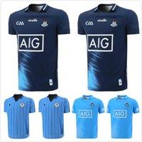 2021 Dublin GAA Ev Rugby Jersey Futbol Formaları 21 22 Att Cliath Gömlek David Treacy Tom Connolly Boyut S-5XL
