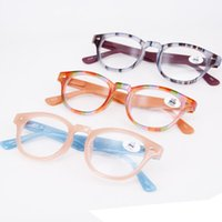 Fashion Women Designer Reading Glasses Oval Glass Pouch Optical Cloth Blue In Discount Quality And Pink Lady High Frame With Xtmog