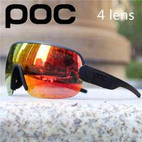 POC AIM 4 объектив Велоспорт Солнцезащитные очки Спорт Дорога Горный велосипед Очки Мужчины Женщины Очки Очки Очки Eyeglass Gafas Ciclismo
