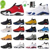 7-13 2021 الرجال إمرأة 14S أحذية كرة السلة jumpman 14 جامعة الذهب كبير الحجم الولايات المتحدة 13 أحذية رياضية المدربين Hyper Royal Gym أحمر أبيض آخر لقطة