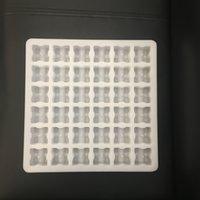 섬유 콘크리트 스페이서 금형 플라스틱 사출 금형 뼈 유형 스페이서 건설 (MH202538-YL)