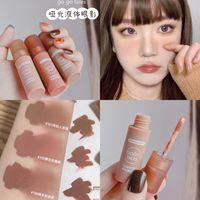 Eye Shadow Matte Liquid Eyeshadow Glitter Shimmer Shiny Metallic Diamond Makeup Palette Cosmetic Maquillage Face Blush