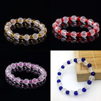 2019 neue perlen armband handgefertigte charme armbänder passen heilende balance perlen yoga armband für frauen männer unsex 867 b3