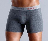 Underpants Man Underwear Mens Boxers Gay Boxershorts Men Underware Panties Cotton Sexy Pouch