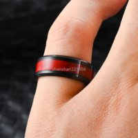Shell Ring Band Finger Stainless Steel Enamel Rings for Women Men Fashion Jewelry Will and Sandy