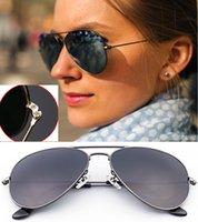 편광 된 선글라스 UV400 보호 파일럿 비행기 Mens 여성용 금속 프레임 3 제로 2 6 운전 낚시 옥외 스포츠 패션 클래식 브랜드 디자이너