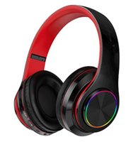 Wireless Bluetooth Headband Game Headphone for Gift Colorful BT 5.0 Headset Beauty Bluetooth Headphones B39