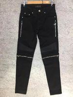 Arrivo 2021SS Mens Jeans Fashion Alta Qualità Comfortable Men Casual Slim-Leg Pants Pantaloni lunghi Pantaloni Lunghi Straight Semplice Dimensione degli Stati Uniti W29-W40