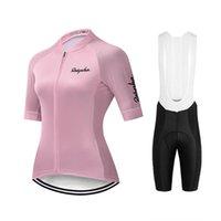 Ralvpha Pro Team Bike Bike Cycling Suit Set Iam Ropa Ciclismo Mountain Equitazione Strada per donna Strada da donna Uniforme