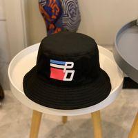 2021 дизайнеры ведро шляпы мужские и женские летние на открытом воздухе путешествия солнца шляпа высочайшее качество роскоши досуга мода кепка 2 цвета хорошо приятно