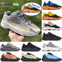 2019 vanta 700 Reflective Inertia tephra malva statico geode solido grigio scarpe da corsa scarpe firmate uomo sneakers donna
