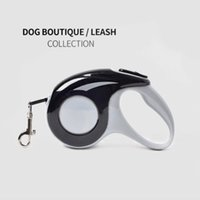 Dog Collars & Leashes 3M 5M Pet Leash Retractable Automatic Flexible Lead For Dogs Cat Traction Rope Walk Supplies