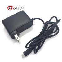 Sytech оптом адаптер адаптера переменного тока игровая консоль Путешествия Домашняя зарядка USB Тип C Кабели электропитания для Nintend Switch NS