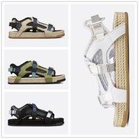 Moda Terlik Mens Yaz Sandalet Bayanlar Çevirme Loafer'lar Siyah Beyaz Slaytlar Kapalı Plaj Chaussures Dilleri Ayakkabı Çim Örgülü Alt EUR 38-45