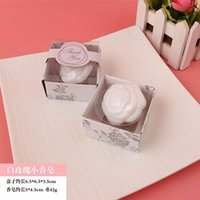 Party Favor 40pcs lot Mini Cute Scented Soap Wedding PartyGift Savon Souvenirs For Guest Designs Bathing Soaps Baby Shower