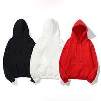 Big Log Herren Hoodie Mode Blogger Empfohlen Unisex Kleidung UP Jacke Marke Designer Sport Fitness High Street Print Herbst Stylist Casual Sweatershi 3farben