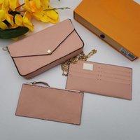 3-teilige Set Luxurys Sollte Bag Luxurys Handtaschen Designer Crossbody Bag-Stil Frauen Handtaschen
