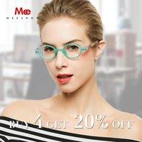 Местоэшоу анти синий луча очки для чтения глазурованные женские блокировки света пресбиопия круглые ретро очки 1730 солнцезащитные очки