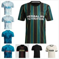 Parley Primllue Kit MLS 20 21 Atlanta United FC Soccer Jersey 2021 2022 مدينة نيويورك La Galaxy Football Shirts Inter Miami CF Tops Beckham قميص