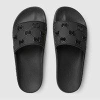 Letra Huele hacia fuera las zapatillas de goma de las mujeres 7 colores perfectos para el resbalón de la costa casual del verano en las diapositivas de viaje de la playa de TPU