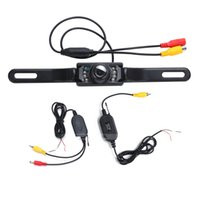 무선 백업 후면보기 카메라 애프터 마켓 자동차 라디오 RCA 비디오 수신기 송신기 최고의 품질 설치하기 쉽습니다.